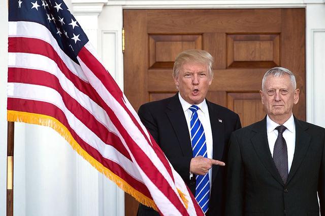 特朗普任命2名白宫国安高官 内阁退役将军达4人