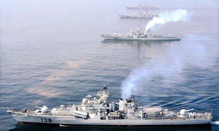 现代级导弹驱逐舰