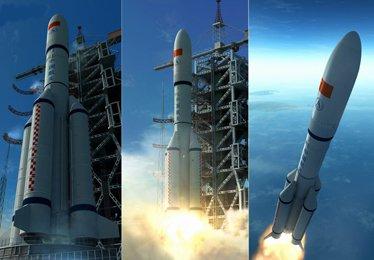 姜杰:中长征5号运载火箭计划2014年实现首飞