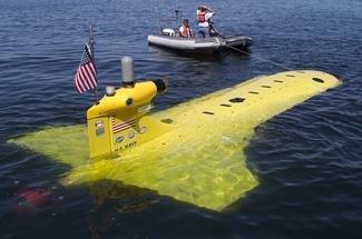 美国军方斥巨资研究无人艇 用于追踪柴电潜艇