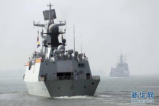第10批护航编队指挥员:海盗活动高危区正变大