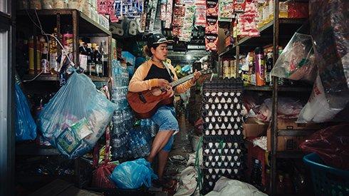 吴哥摄影工作坊,希望亚洲摄影师在这里有发言权