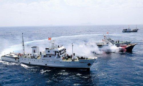 复杂的南海引发各国利益冲突 混战or合作