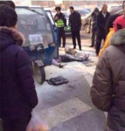 媒体呼吁河北唐山公布车主****细节