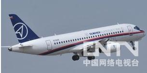 载44人俄罗斯苏霍伊飞机在印尼首都附近失踪