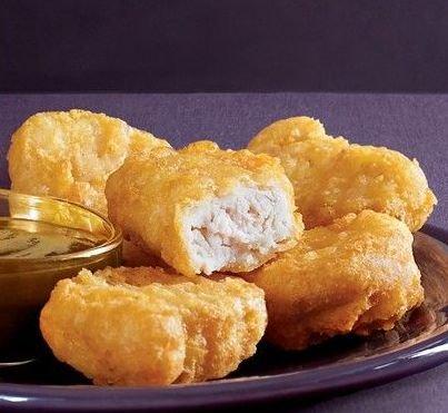 麦乐鸡含橡胶化学成分 麦当劳否认危害健康