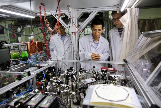"""揭开中国量子计算机""""婴儿""""的神秘面纱"""