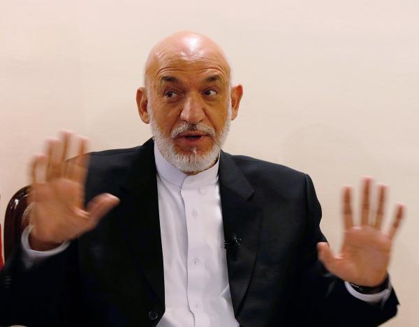 阿富汗前总统:美国增兵不是好事 我们已几十年未见和平