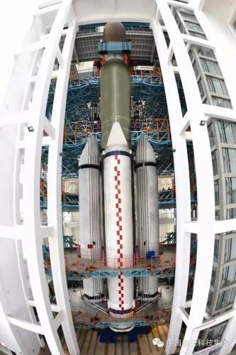 俄媒称中国或向俄购买火箭发动机 用于探月工程