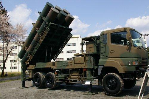 日本南移岸舰导弹封住宫古海峡