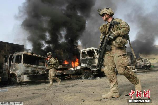 北约将向阿富汗增兵约3000人 究竟为哪般?