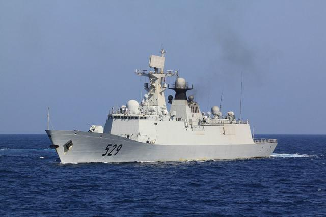 日称中国最新潜艇杀手入役南海舰队 或部署西沙