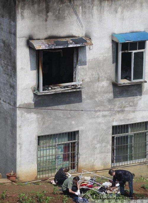 15岁女生被老师批评罚写检讨 跳下4楼身亡图