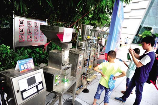 广州警方摧毁假药工厂:面粉玉米粉假冒壮阳药