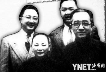 胡适之子选择留在大陆 撰文批判父亲最终自杀