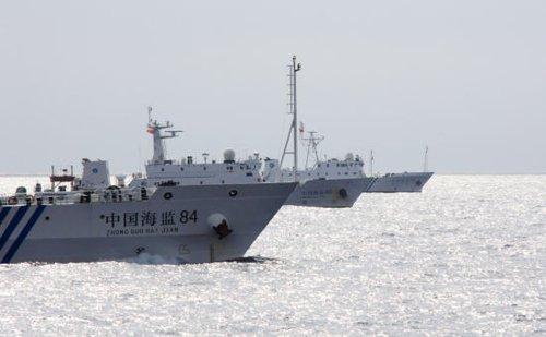 菲外长承认中国已控制黄岩岛 菲船已不能进驻