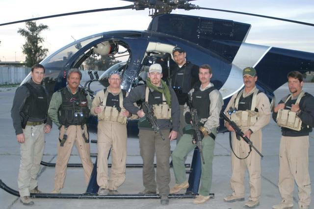 外媒解析美国的雇佣战争:战区雇佣兵三倍于美军