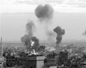 """叙利亚一处""""科学研究中心""""遭到以色列军机空袭"""