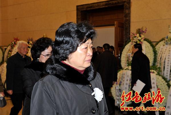 前国家副主席王震长子王兵逝世 叶剑英之女等追悼