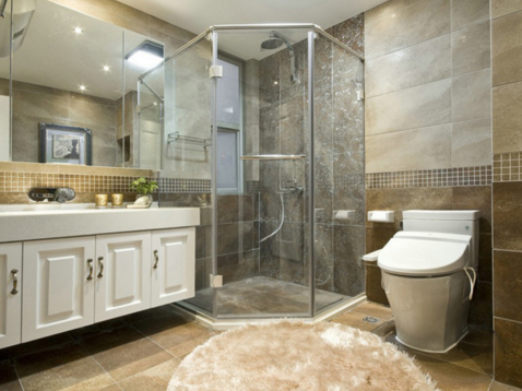 浴室装修五大要点,家有老人的一定要注意!
