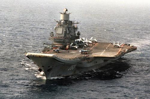 中印二手航母的优缺点面面观