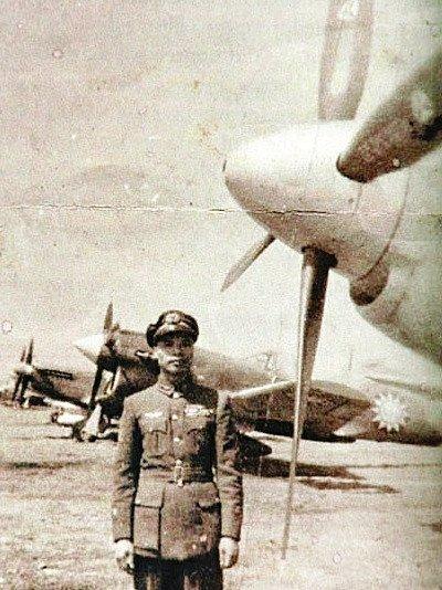 我国最后一位飞虎队员去世 曾击落5架日军机