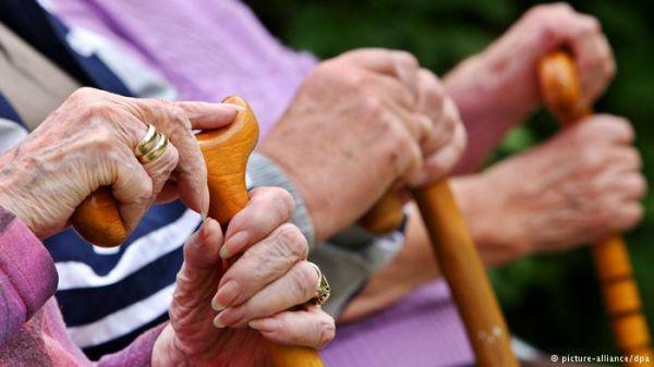 德媒:2030年中国将有2.3亿老人 养老问题尖锐