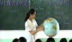 女航天员刘洋高中课堂上的珍贵视频资料首现