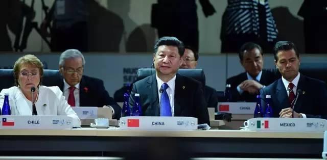 习近平出席核安全峰会:我们的新征程才刚刚开始