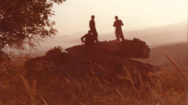 第一次黎巴嫩战争中的士兵