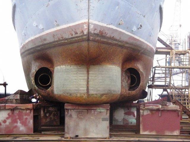 美国核潜艇头疼的小不点:穆纳级武装拖网渔船