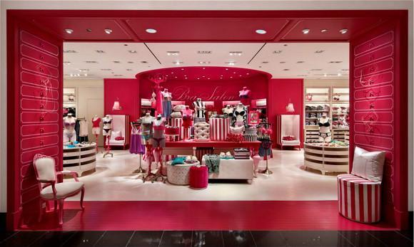 中国首家维秘内衣店将开业 门店原为LV旗舰店