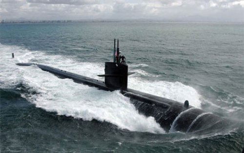 美军潜艇疑用中国伪劣零件 卖家面临75年监禁