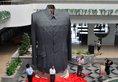 裁缝制作4.3米中山装