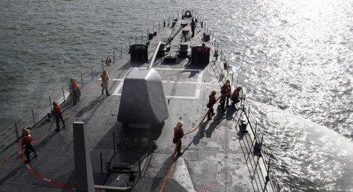 台湾军演规模大幅减小 军舰少一艘时间缩短一半