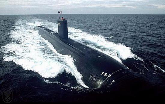 美媒:美应将核潜艇改装为水下航母 令中国挠头