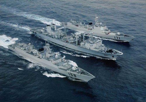 澳智库:中国同时打造反介入与远洋所需舰队