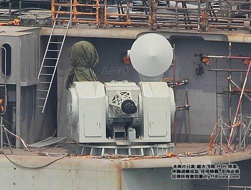 中国首艘航母是最不保密的秘密 象征意义更大
