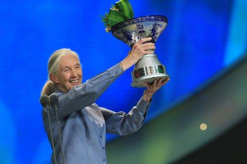 2010《泊客中国》颁奖盛典 关注生物多样性保护