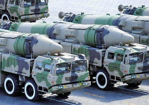 美国开始研制新远程武器对抗中国反舰弹道导弹