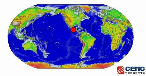 快讯:墨西哥发生里氏7.4级地震