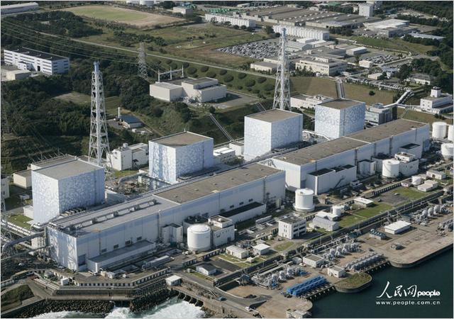 日媒:福岛核电站辐射爆表 机器人也活不过2小时