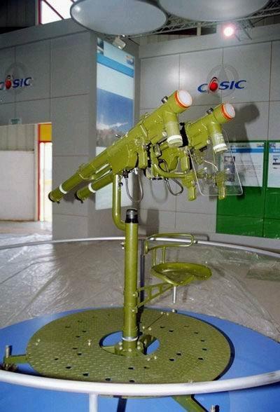 印尼正与中国磋商联合生产QW-3和C-802导弹