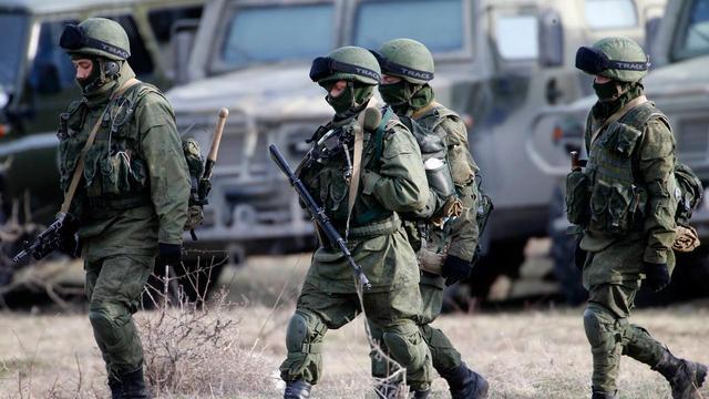 俄罗斯军方称乌克兰安全局非法扣押两名俄军人