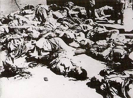 日本国内否认南京大屠杀的各种观点