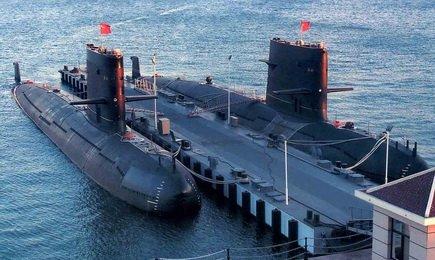 039型常规潜艇