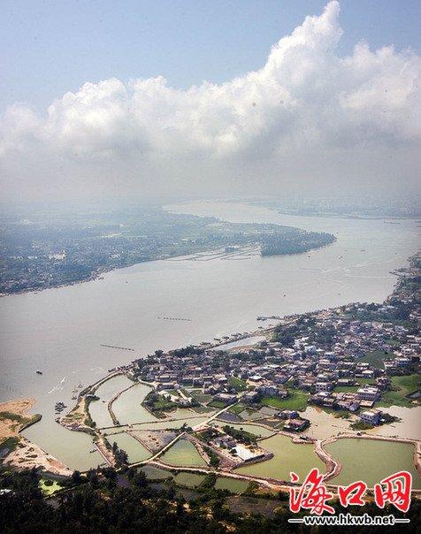 海口南渡江流域土地整治项目