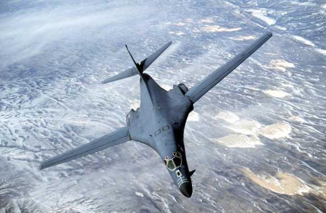 外媒:美向太平洋派出轰炸机威胁中朝 系十年来首次