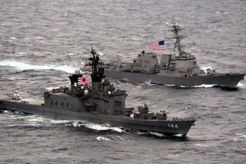 我军大校警告日本巡航南海将引火上身 中国不会手软