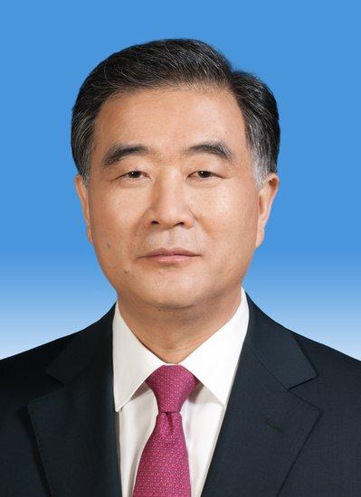 前广东省委书记汪洋担任国务院副总理